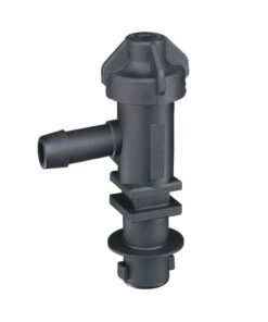 "TeeJet 22251-311-500-NYB | QJ300 Series 1/2"" Single Barb Diaphragm Check Valve Nozzle Body"