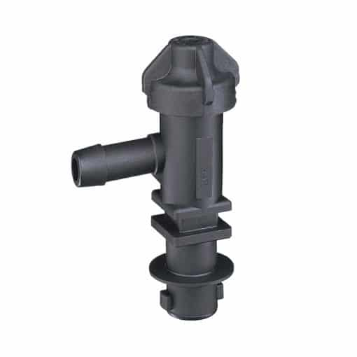 "TeeJet 22251-311-750-NYB | QJ300 Series 3/4"" Single Barb Diaphragm Check Valve Nozzle Body"