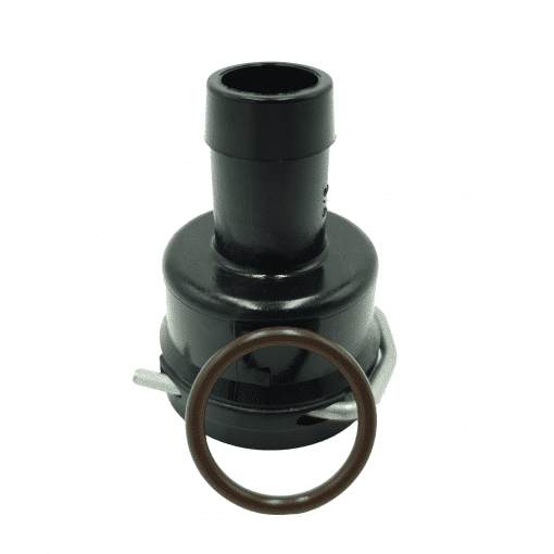 "TeeJet 45529-3/4 | Quick Connect 3/4"" Hose Barb Outlet"