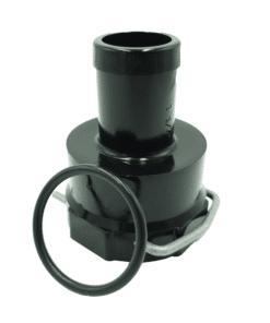"TeeJet 58456-1250 | Large Quick Connect X 1 1/4"" Hose Barb Kit"