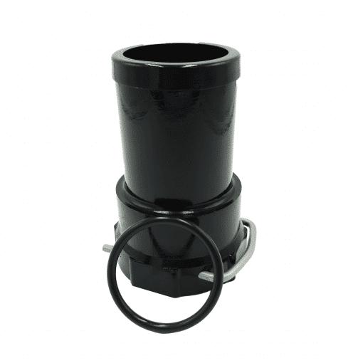 TeeJet 58456-2000 | Large Quick Connect X 2 Hose Barb Kit