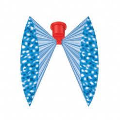 AITTJ60 Spray Pattern Diagram