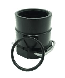 TeeJet B58456-1-1/2 | Large Quick Connect x 1 1/2 BSPT F KIT