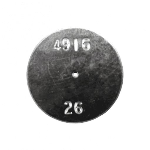 TeeJet CP4916-26 | Stainless Steel TeeJet Orifice Plate