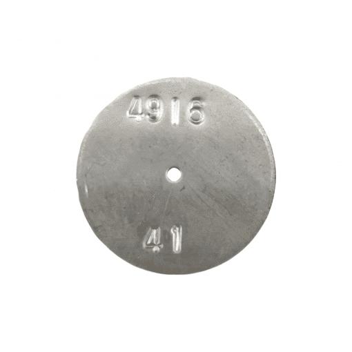 TeeJet CP4916-41 | Stainless Steel TeeJet Orifice Plate