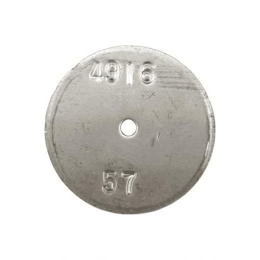 TeeJet CP4916-57 | Stainless Steel TeeJet Orifice Plate