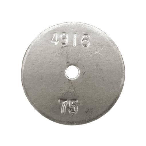 TeeJet CP4916-75 | Stainless Steel TeeJet Orifice Plate