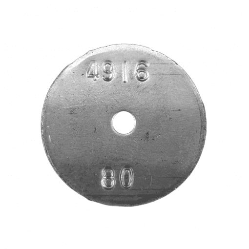 TeeJet CP4916-80   Stainless Steel TeeJet Orifice Plate