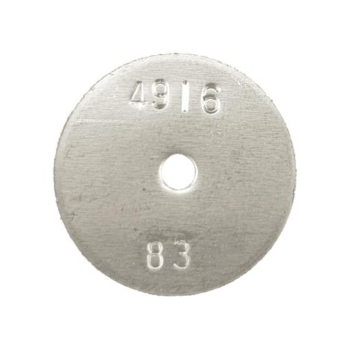 TeeJet CP4916-83 | Stainless Steel TeeJet Orifice Plate