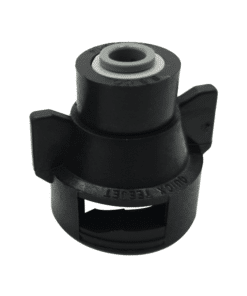 "TeeJet QJ98586-3/8 | 3/8"" Push-to-Connect Straight Cap"
