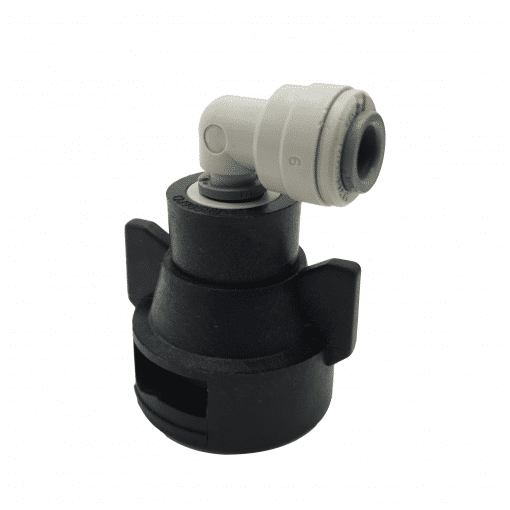 """TeeJet QJ114403-1/4   1/4"""" Push-to-Connect Body"""