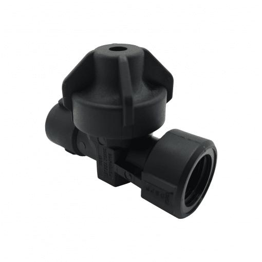 "TeeJet QJP19011-NYB | 3/8"" Female Thread Inlet Quick Nozzle Body"