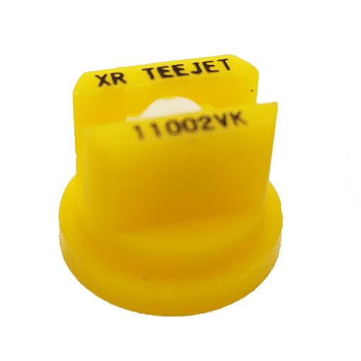 XR FLAT SPRAY TIP - CERAMIC - 110 DEG - 02 - YELLOW