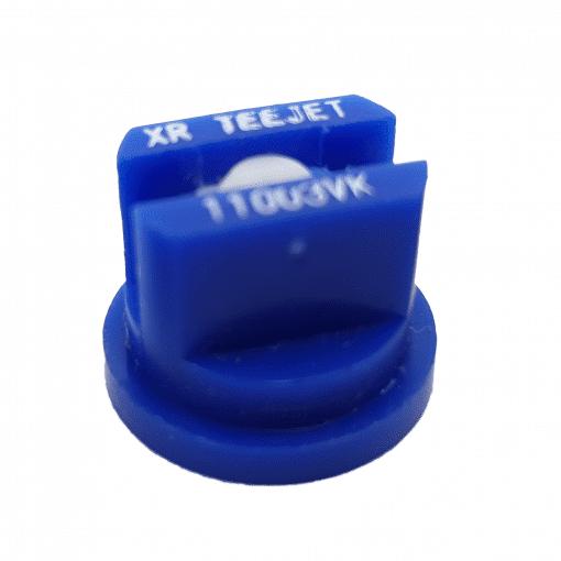 XR FLAT SPRAY TIP - CERAMIC - 110 DEG - 03 - BLUE