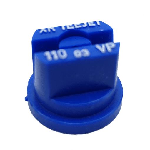 XR FLAT SPRAY TIP - POLY - 110 DEG - 03 - BLUE