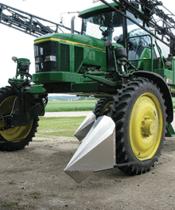 Wide Cone CropSavers on John Deere