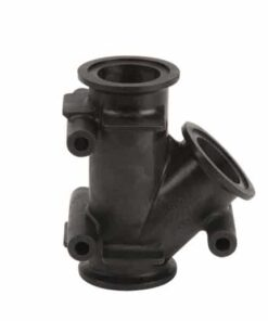 "2"" Full Port 45 Degree Y Flange"