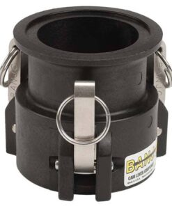"""3"""" Full Port Flange x 3"""" Female Camlock Coupler w/3 Arms"""