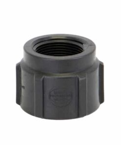 """1.1/2"""" X 1.1/4"""" Poly Reducer Coupling"""