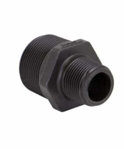 "1.1/2"" X 1"" Poly Reducer Nipple"