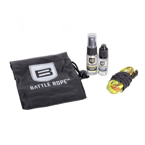Breakthrough Battle Rope™ Bore Cleaner Kit Cleans .22 CAL