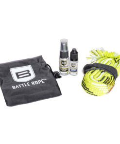 Breakthrough Battle Rope™ Bore Cleaner Kit Cleans 12 Gauge Shotgun