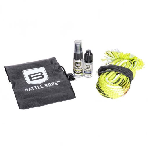 Breakthrough Battle Rope™ Bore Cleaner Kit Cleans 12 Gauge Shotgun