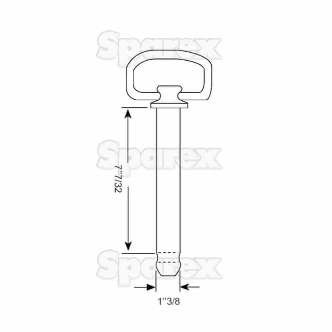 Sparex S.15358 - Dimensions 2