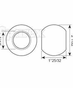 Sparex S.33005 - Dimensions 2