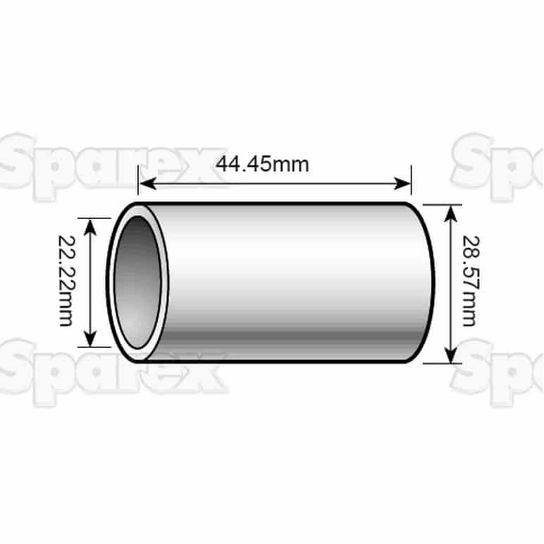 Sparex S.351 - Dimensions