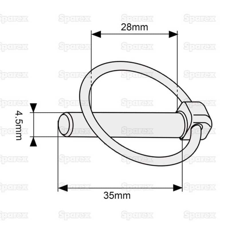 Sparex S.3545 - Dimensions 2