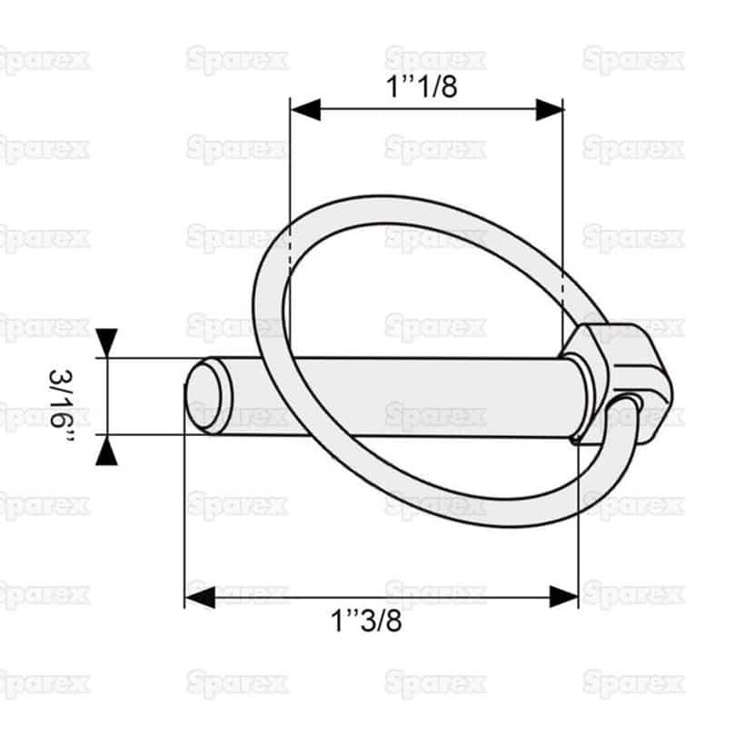 Sparex S.3545 - Dimensions 3