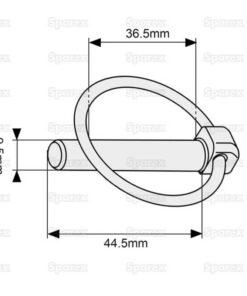 Sparex S.3546 - Dimensions 2