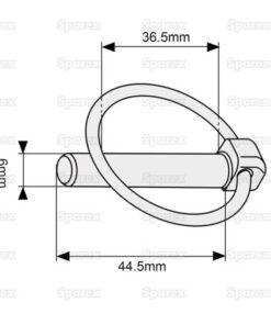 Sparex S.37 - Dimensions 3