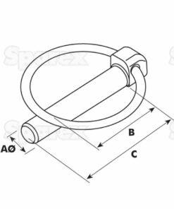 Sparex S.39 Dimensions