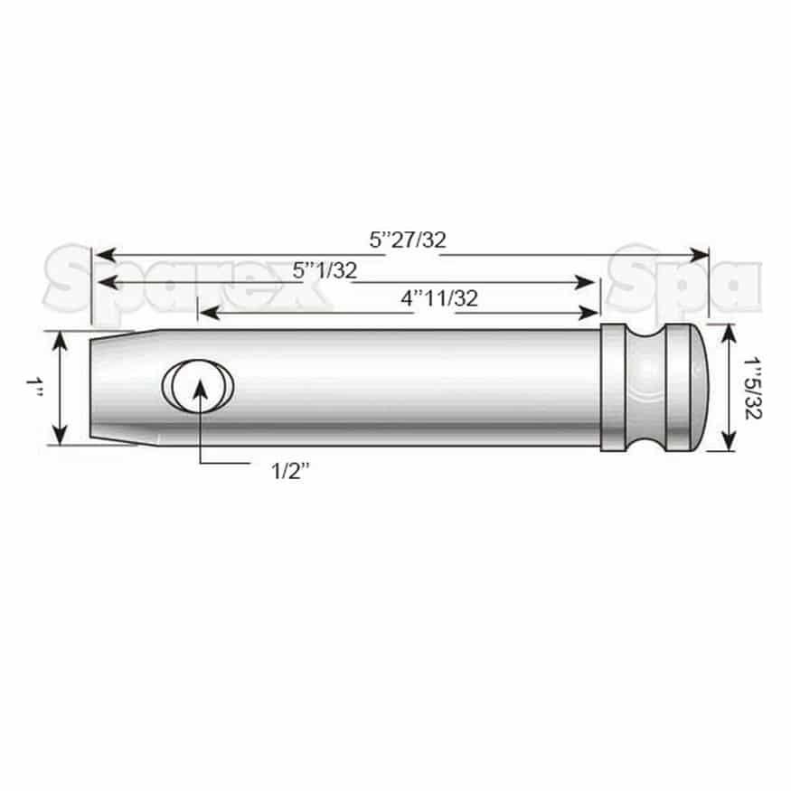 Sparex S.81 Dimensions 2