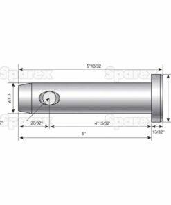 Sparex S.9162 Dimensions 2
