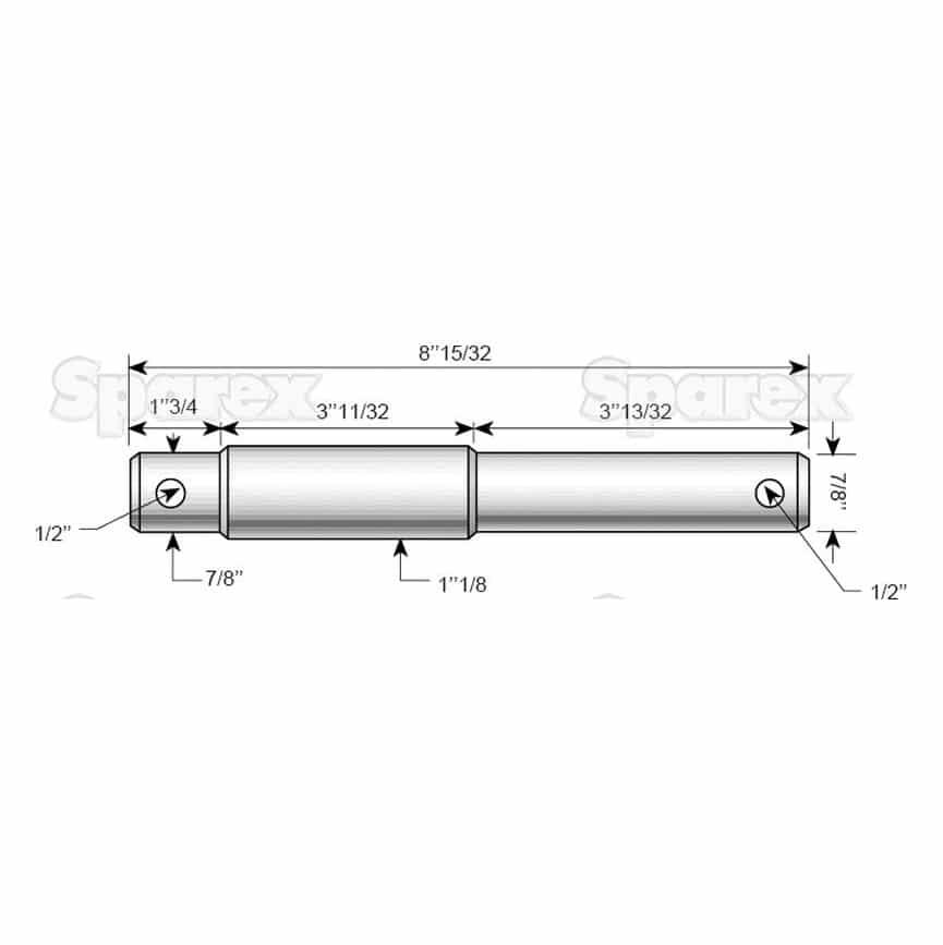 Sparex S.964 Dimensions 2