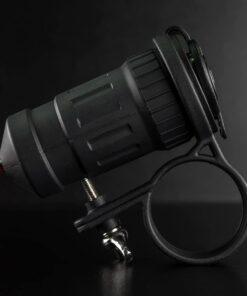 12v Cigarette Lighter Socket Handlebar Mount Closeup 7