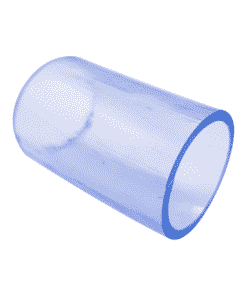 16mm Powaflex Clear Vinyl Tubing