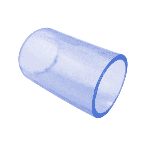 16mm Powaflex Clear Vinyl Tubing