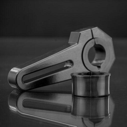 22mm 25mm 28mm 30mm VICE Bull Bar Tube Clamps Closeup 2