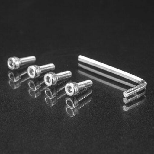 22mm 25mm 28mm 30mm VICE Bull Bar Tube Clamps Screw Kit