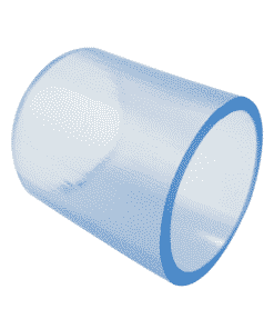 25mm Powaflex Clear Vinyl Tubing