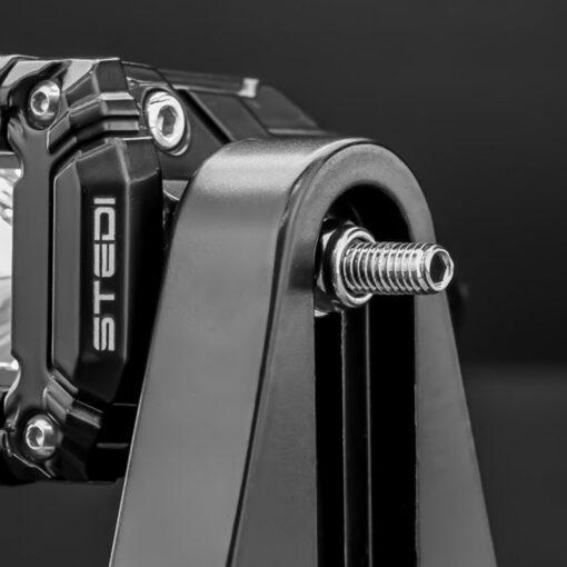 35mm - 40mm VICE Bull Bar Tube Clamps Closeup 9
