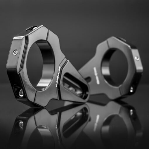 60mm - 63.5mm VICE Bull Bar Tube Clamps