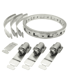 "Breeze® Make-A-Clamp Kit #4000 3"" to 2 1/2'"