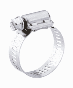 Breeze Perforated Hose Clamp Marine Grade