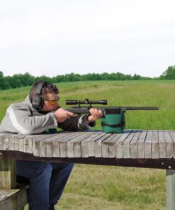 Caldwell DeadShot® Shooting Bags, Front & Rear Combo Demostration