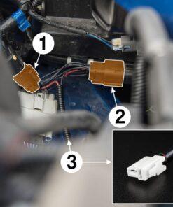 Ford Ranger Raptor & Everest Piggy Back Adapter Closeup 3